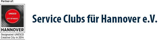 Service Clubs für Hannover e.V. Logo